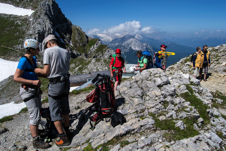 Klettersteigset Dav : Dav